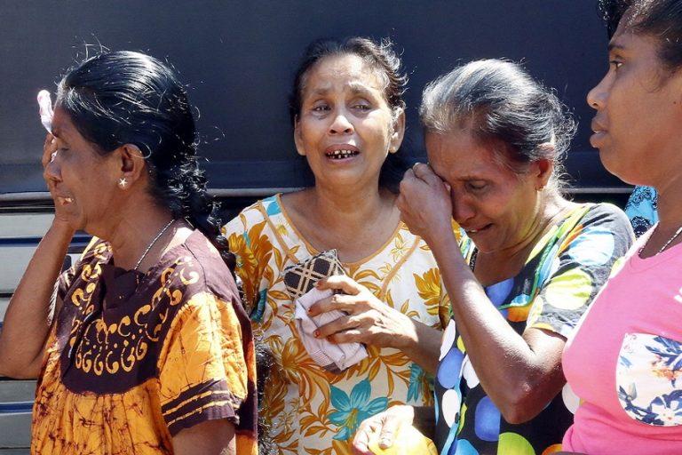 Το ISIS ανέλαβε την ευθύνη για τις επιθέσεις στη Σρι Λάνκα
