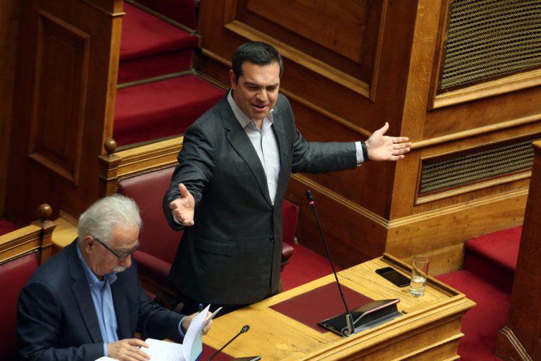 Αλ. Τσίπρας: Θα μετατρέψω τυχόν πρόταση δυσπιστίας κατά υπουργού «σε συζήτηση  για ψήφο εμπιστοσύνης για την κυβέρνηση»