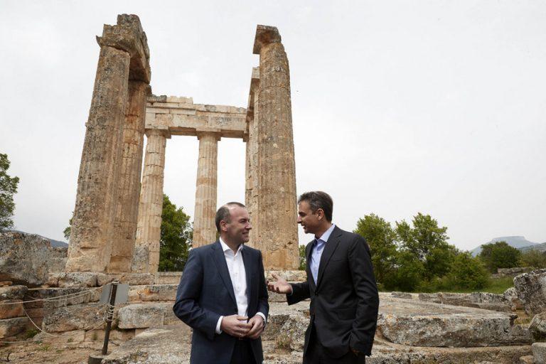 Μητσοτάκης: Θα χτίσουμε μαζί μία Ελλάδα με τα συγκριτικά πλεονεκτήματα που έχει
