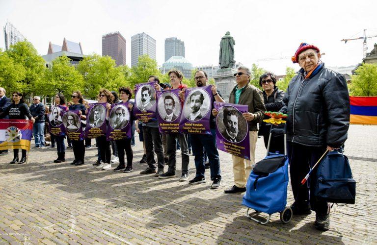 Διεθνής Ημέρα Γενοκτονίας των Αρμενίων: Λάβρος ο Ερντογάν – Ο Λευκός Οίκος απέφυγε τον όρο «γενοκτονία»