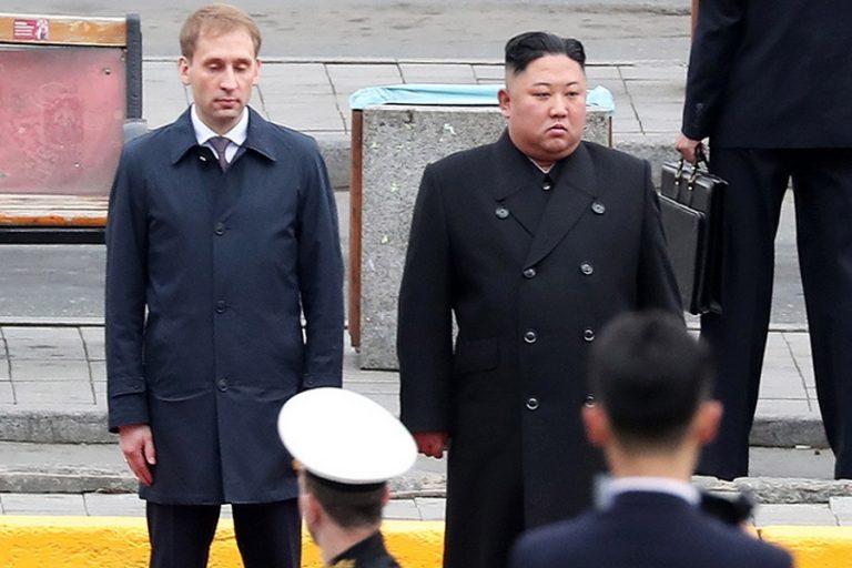 Συνάντηση Κιμ Γιονγκ Ουν και Πούτιν με το βλέμμα στραμμένο στην Ουάσιγκτον