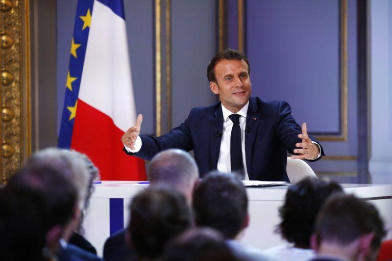 Ο Μακρόν επιχειρεί να ενώσει τις δυτικές δυνάμεις στη σύνοδο G7- Ασκήσεις ισορροπίας