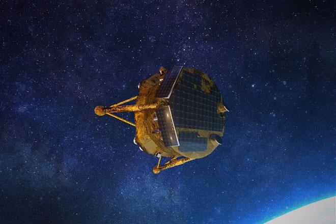 Το ισραηλινό σκάφος «Γένεσις» τέθηκε σε τροχιά γύρω από τη Σελήνη