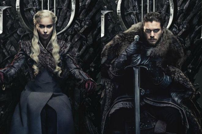 Ρεκόρ υποψηφιοτήτων για τα βραβεία Emmy απέσπασε το «Game of Thrones»