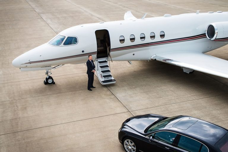Τα private jets της NetJets έρχονται να κατακτήσουν τους ελληνικούς αιθέρες
