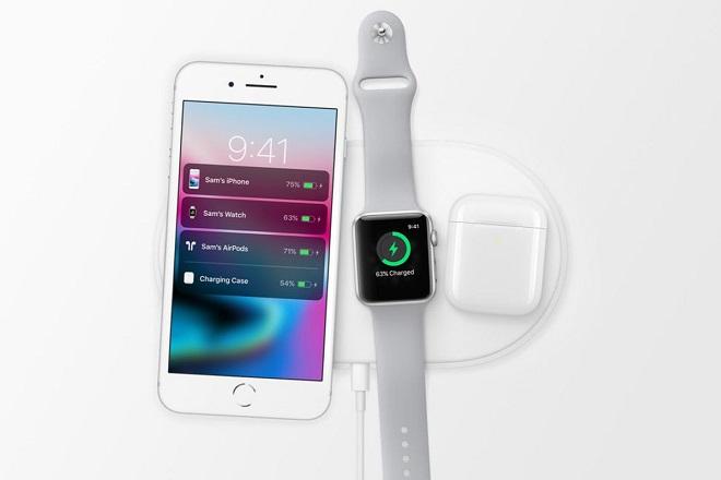 «Τίτλοι τέλους» στα σχέδια της Apple για τον ασύρματο φορτιστή AirPower