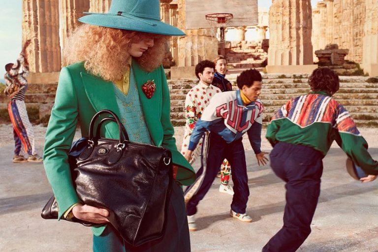 Gucci με… άρωμα αρχαίας Ελλάδας στην νέα καμπάνια (Φωτογραφίες και Βίντεο)