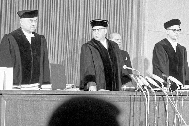 Χανς Χοφμάγερ: Ο «αδέκαστος» δικαστής της δίκης του Άουσβιτς ήταν ένας φανατικός ναζιστής