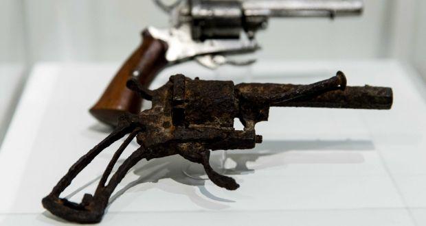 Πωλείται σε δημοπρασία το «διασημότερο όπλο στην ιστορία της τέχνης»