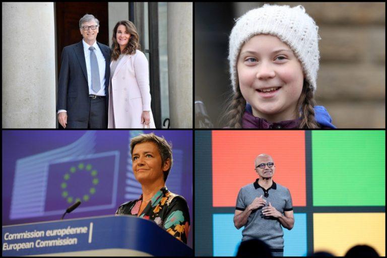 Νέα λίστα: Αυτοί είναι οι Μεγαλύτεροι Ηγέτες του Κόσμου
