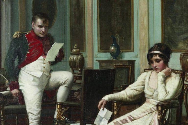 Πάνω από 500.000 ευρώ «έπιασαν» σε δημοπρασία τρεις επιστολές του Ναπολέοντα προς τη Ζοζεφίνα