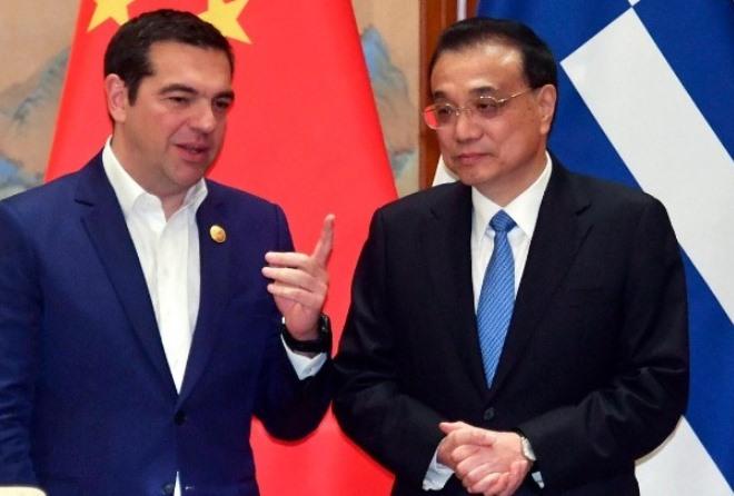 Αλέξης Τσίπρας: Κρίσιμο διακύβευμα ο νέος Δρόμος του Μεταξιού