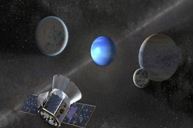 Το διαστημικό τηλεσκόπιο TESS ανακάλυψε ακόμη δύο εξωπλανήτες στο μέγεθος της Γης (Βίντεο)