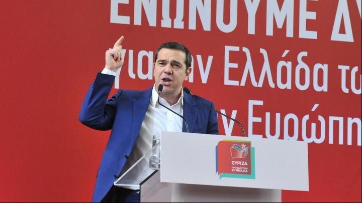 Αλ. Τσίπρας από την Πάτρα: «Τα διλήμματα της κάλπης σε Ελλάδα και Ευρώπη έχουν τεθεί»