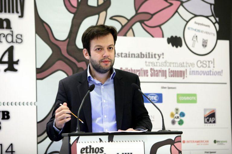 Νέος μεταβατικός δήμαρχος της Αθήνας ο Γιώργος Μπρούλιας