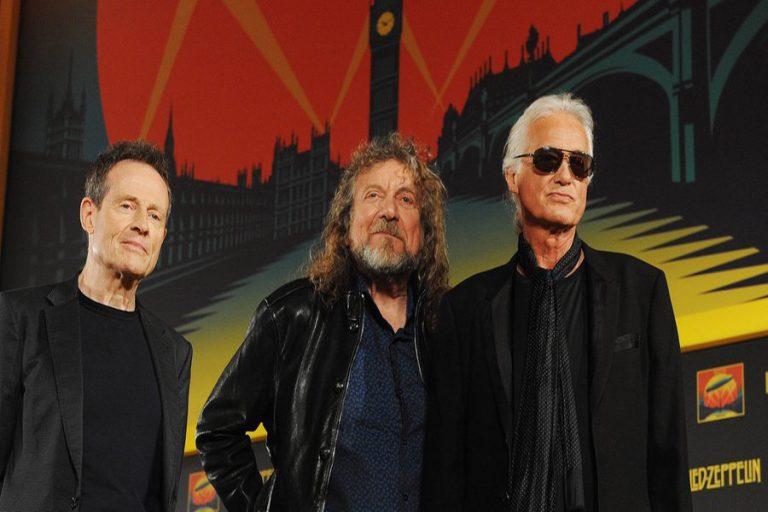 Ένα ντοκιμαντέρ για τους θρυλικούς Led Zeppelin
