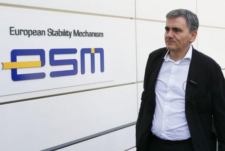 Εγκρίθηκε από τον ESM η πληρωμή της δόσης στην Ελλάδα και τα μέτρα για το χρέος
