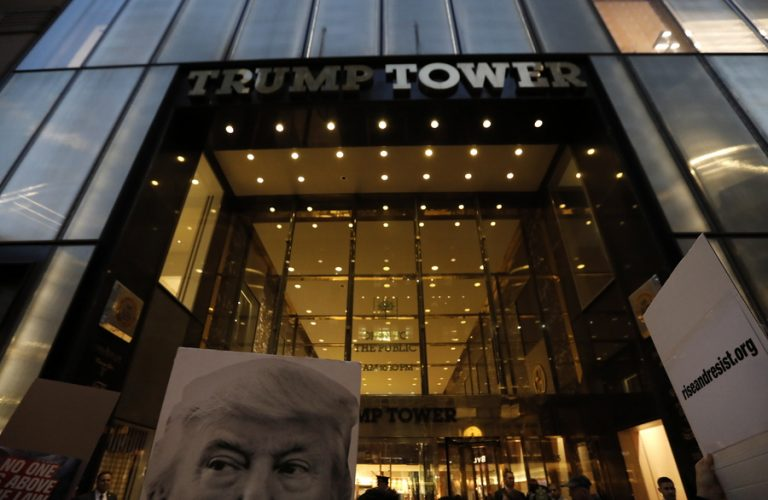 Πως είναι να ζεις στον Πύργο του Ντόναλντ Τραμπ στην Νέα Υόρκη
