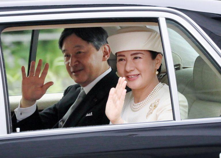 Τα καθήκοντά του ανέλαβε επισήμως ο νέος αυτοκράτορας της Ιαπωνίας