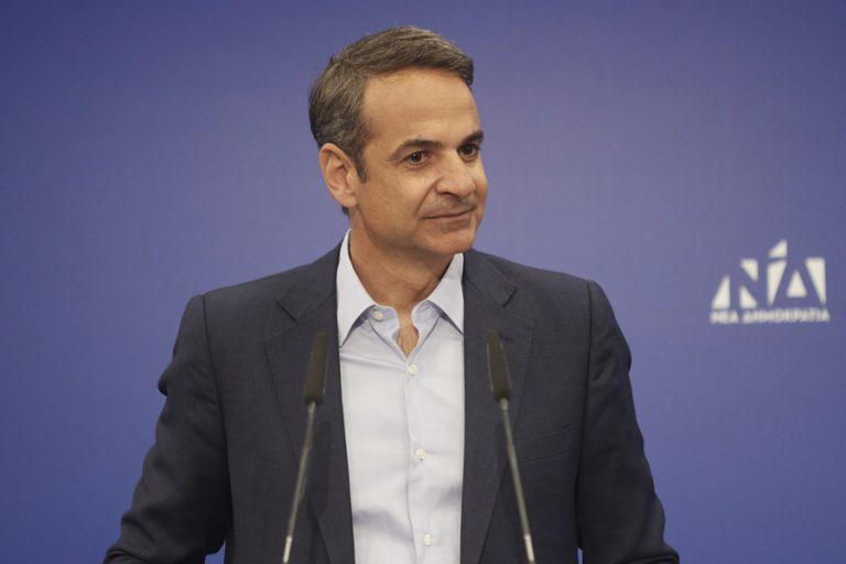 Kυριάκος Μητσοτάκης: Θέλω μία καθαρή νίκη της ΝΔ – O Αλέξης Τσίπρας ξέρει ότι θα χάσει τις εκλογές