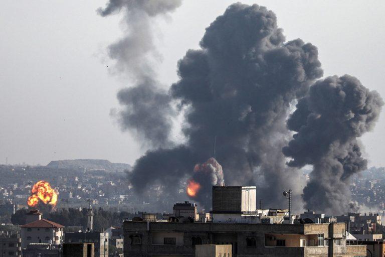 Τύμπανα πολέμου ηχούν ξανά στη Γάζα