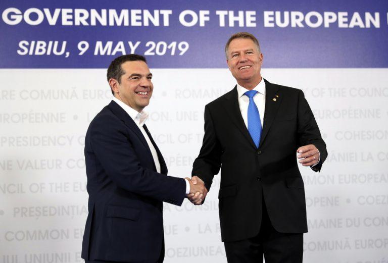 Αλ. Τσίπρας: Ανάγκη να σταλεί ένα σαφές μήνυμα στην Τουρκία από την πλευρά της Ευρωπαικής Ένωσης (Βίντεο)
