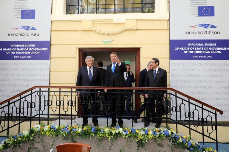 Στήριξαν την Κύπρο και καταδίκασαν την Τουρκία οι Ευρωπαίοι ηγέτες στην Σύνοδο Κορυφής