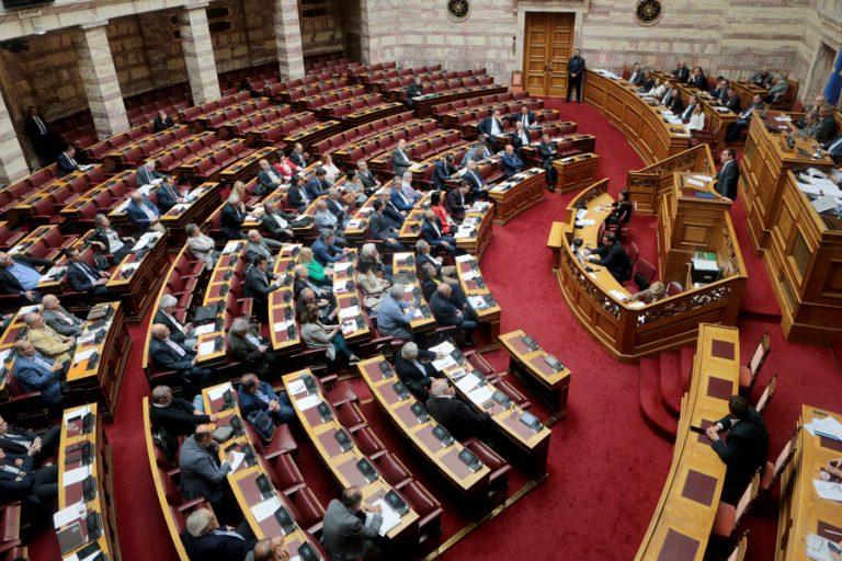 «Πράσινο» φως στο νομοσχέδιο για 120 δόσεις και μέτρα ελάφρυνσης