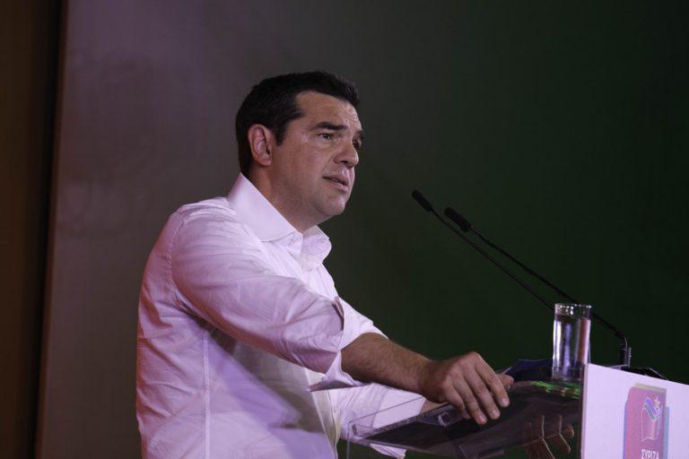 Tσίπρας: Aνοιχτό το ενδεχόμενο ακύρωσής των μέτρων ελάφρυνσης, αν τα αποδοκιμάσει ο λαός