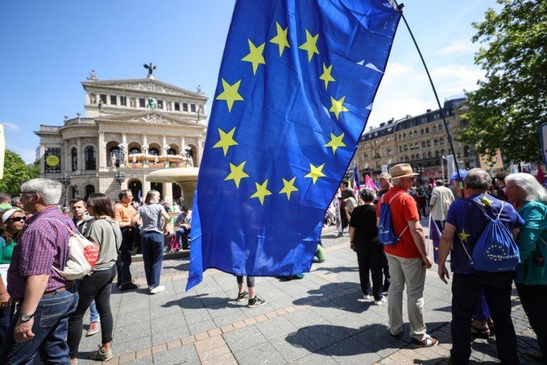 Το «πορτραίτο» της Ευρωπαϊκής Ένωσης σε πέντε αριθμούς