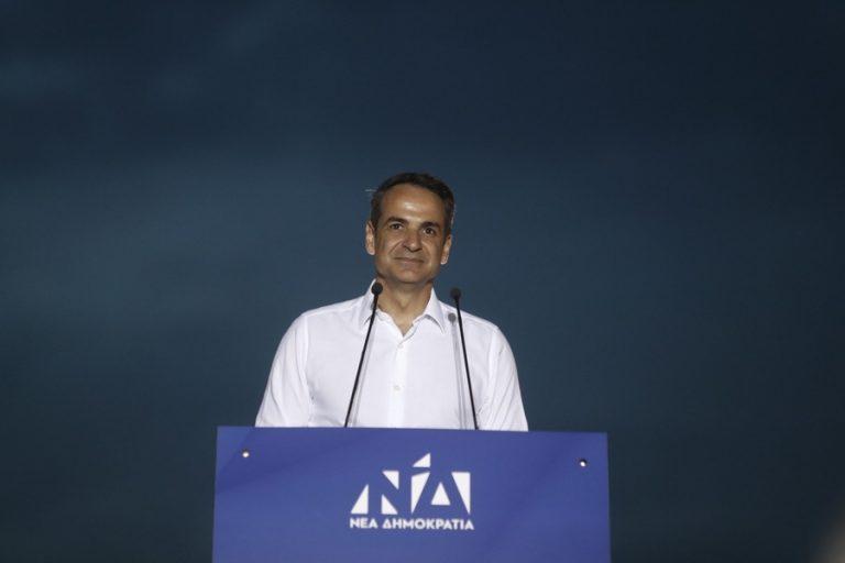 FT: Η επιθυμία των Ελλήνων για αλλαγή ενισχύει τον Κ. Μητσοτάκη