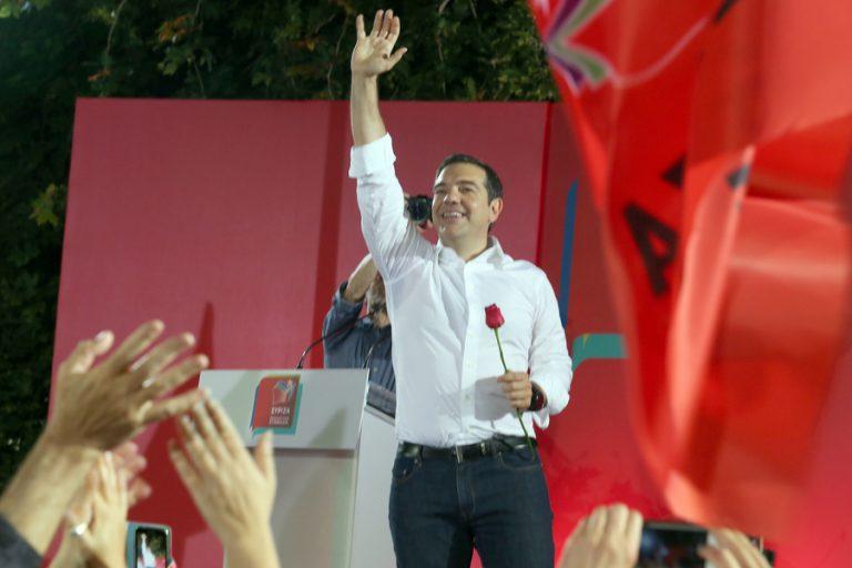 Αλέξης Τσίπρας: Οι πολίτες θα αποφασίσουν αν διατηρηθούν τα θετικά μέτρα