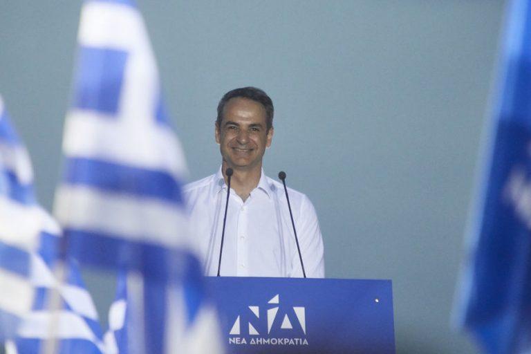 Κυριάκος Μητσοτάκης στο Action24: Είναι ξεδιάντροπο να δίνεται η 13η σύνταξη πέντε μέρες πριν τις εκλογές