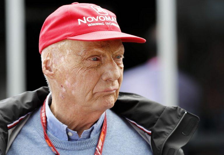Έφυγε από τη ζωή ο θρυλικός πρωταθλητής της Formula 1 Νίκι Λάουντα