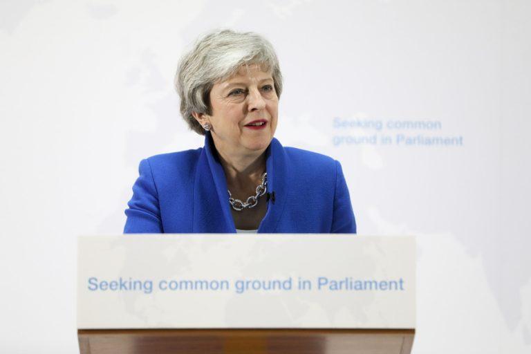 Η «νέα συμφωνία για το Brexit» της Τερέζα Μέι φέρνει αντιδράσεις – Πιθανή νέα πρόταση δυσπιστίας