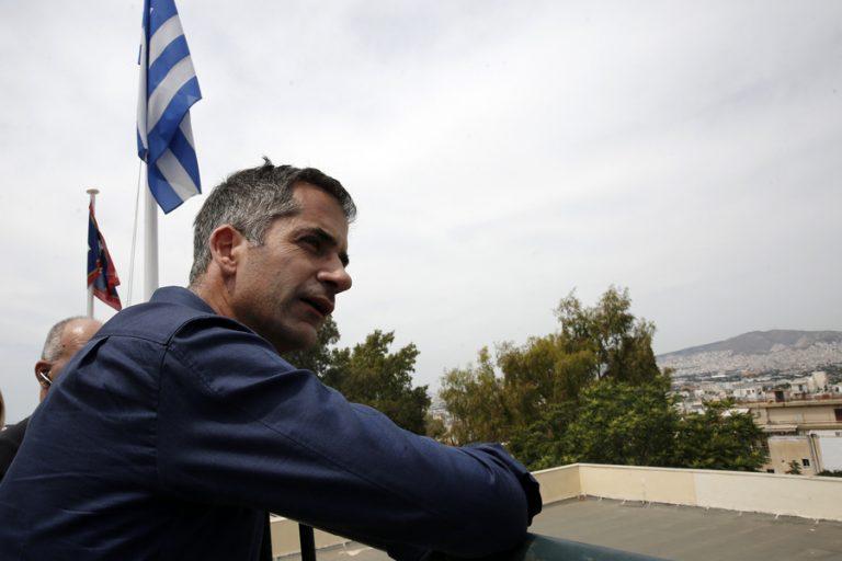 Ορκίζεται Δήμαρχος Αθηναίων στην Ακαδημία Πλάτωνος ο Κώστας Μπακογιάννης