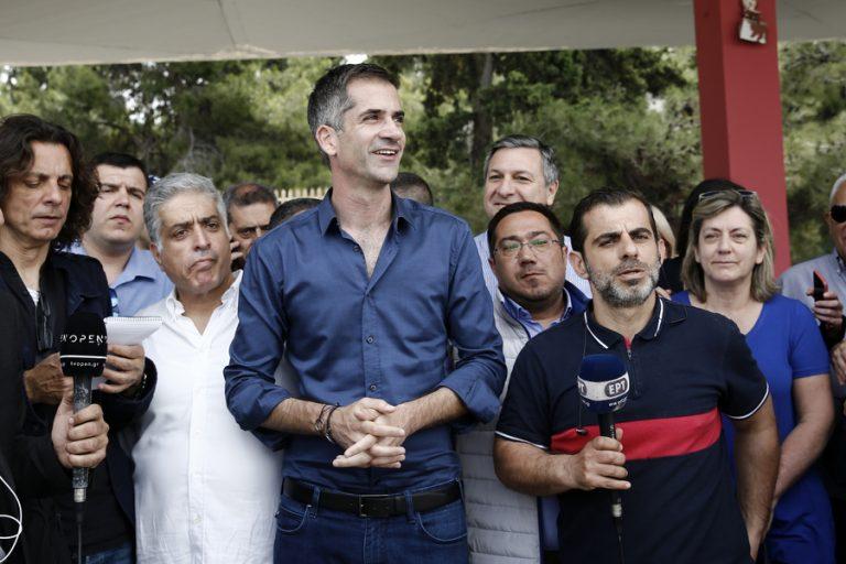 Κώστας Μπακογιάννης: Αλλαγή εποχής για την Αθήνα