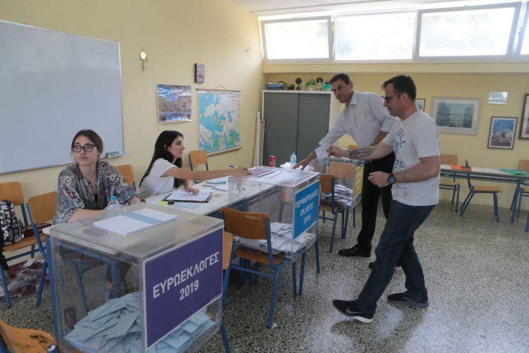 Ευρωεκλογές: Οι «πρωτιές» και τα ποσοστά των δύο μεγάλων κομμάτων ανά την Ελλάδα