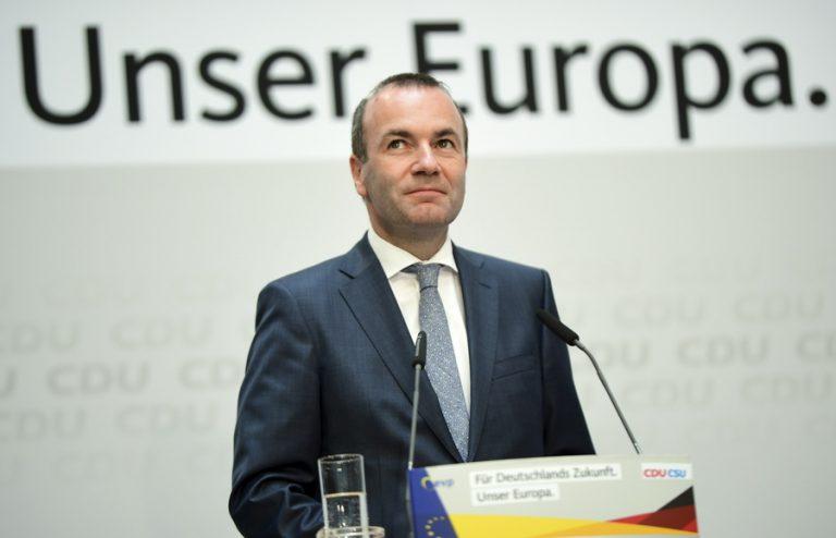 Πρόεδρο της Κομισιόν τον Βέμπερ ζητά το CDU εάν επικρατήσει το ΕΛΚ στις Ευρωεκλογές