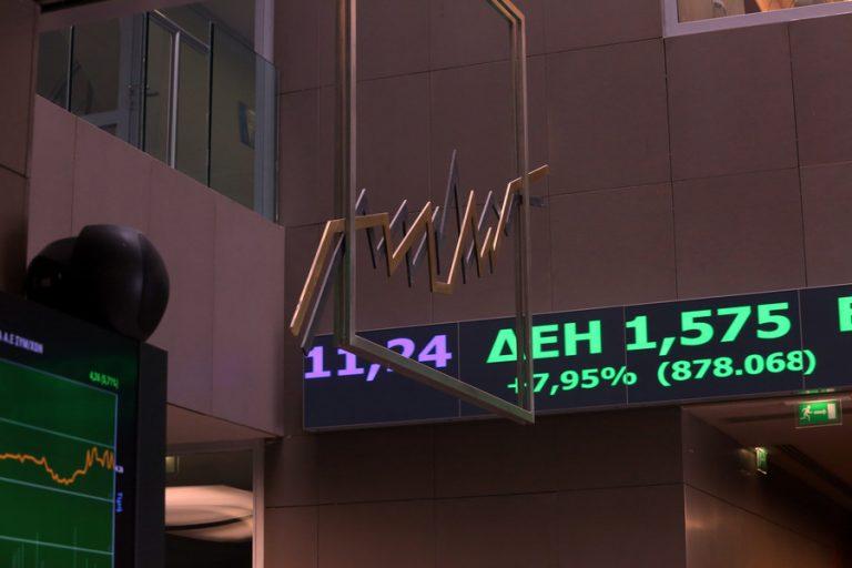 Άνοδος σε νέα υψηλά δωδεκάμηνου στο Χρηματιστήριο Αθηνών