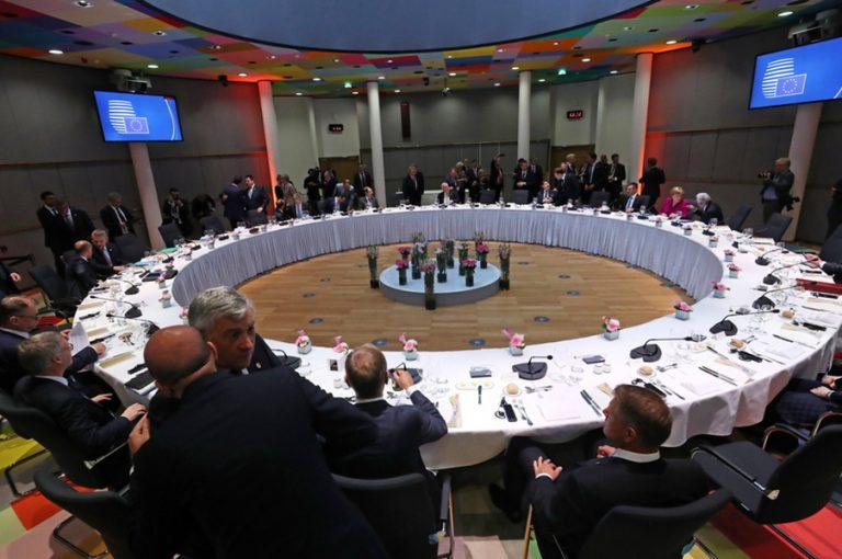 Μπρα-ντε-φερ κορυφής για την προεδρία της Κομισιόν στο τραπέζι της Ευρωπαϊκής Ένωσης