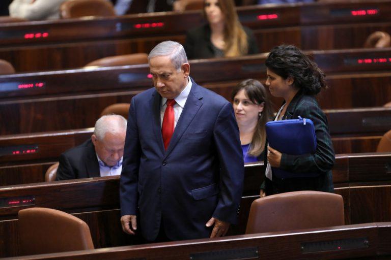 Διαλύεται μόλις δύο μήνες μετά τις εκλογές το ισραηλινό κοινοβούλιο – Νέες εκλογές τον Σεπτέμβριο