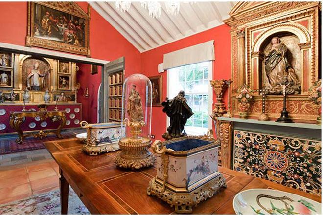 Ένα ξενοδοχείο-μουσείο στο νησί Λα Πάλμα για διαφορετικής αισθητικής διακοπές