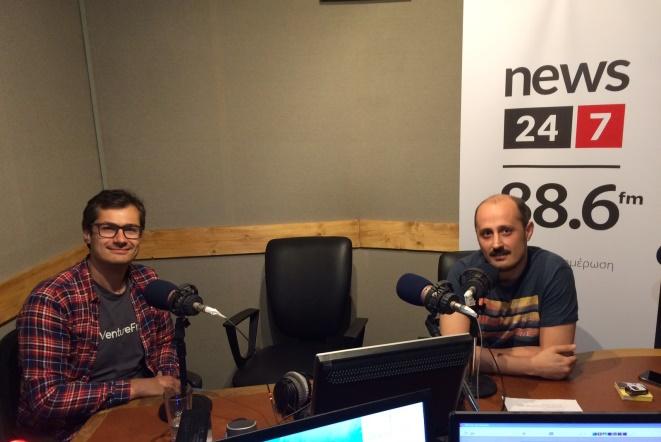 Aπόστολος Αποστολάκης: Ο πρώτος ελληνικός «Μονόκερος», οι επενδύσεις που ξεχωρίζει και η αξιοκρατία των startups