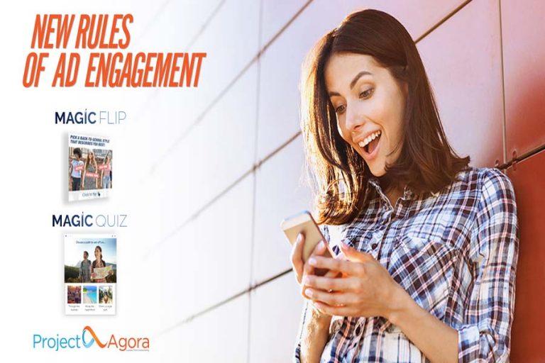 Το Project Agora ανατρέπει τους κανόνες του Ad Engagement