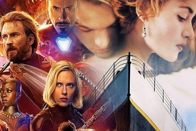 Ο Τζέιμς Κάμερον χαιρετίζει την «βύθιση του Τιτανικού» του από τους Avengers