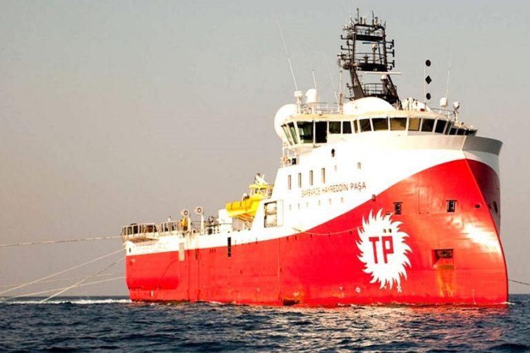 Νέα πρόκληση από την Τουρκία- Tο Βarbaros στη κυπριακή ΑΟΖ