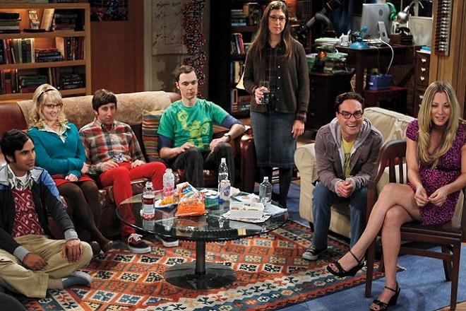 Αυλαία για το «Big Bang Theory» μετά από 12 σεζόν