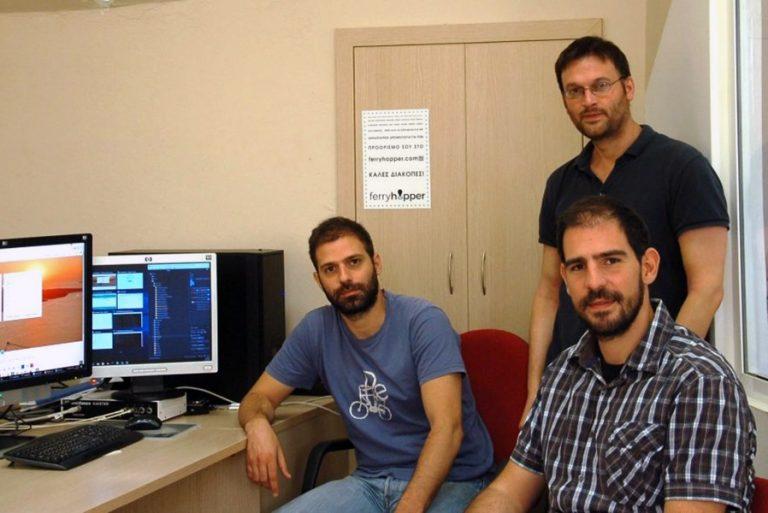 """Ferryhopper: Οι ιδρυτές της ελληνικής ταξιδιωτικής startup πουεμπιστεύτηκε ο """"Mr. easyJet"""" μιλούν στο Fortune"""