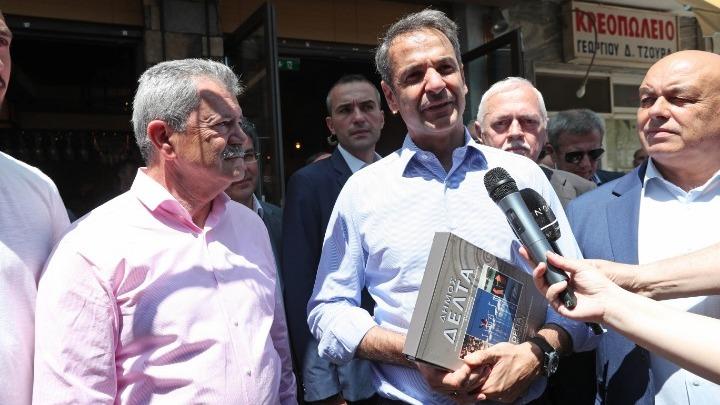 Μητσοτάκης (βίντεο): Το βράδυ της Κυριακής η Ελλάδα θα γυρίσει σελίδα